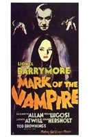 "Mark of the Vampire - 11"" x 17"" - $15.49"