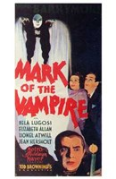 "Mark of the Vampire - Scene - 11"" x 17"", FulcrumGallery.com brand"