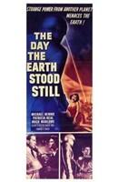 "The Day the Earth Stood Still Strange Power - 11"" x 17"""