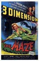"The Maze - 11"" x 17"""