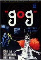 """Gog - 11"""" x 17"""""""