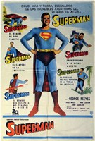 Superman Classic (Spanish) Wall Poster