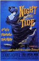 """Night Tide - 11"""" x 17"""""""