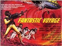 """Fantastic Voyage - 17"""" x 11"""""""