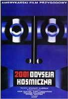 2001: a Space Odyssey Robot Wall Poster