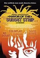 "Mayor of Sunset Strip - 11"" x 17"""