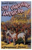 "The Vanishing American - 11"" x 17"""