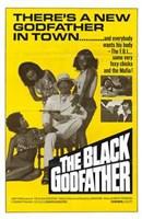 """The Black Godfather - 11"""" x 17"""""""