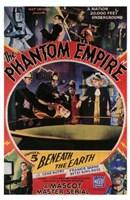 "The Phantom Empire Beneath the Earth - 11"" x 17"""