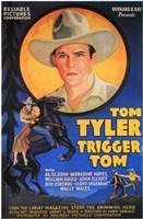 """Trigger Tom - 11"""" x 17"""""""
