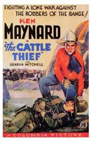 """The Cattle Thief - 11"""" x 17"""" - $15.49"""