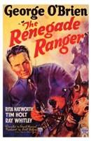 """The Renegade Ranger - 11"""" x 17"""""""