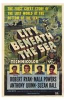 "City Beneath the Sea - 11"" x 17"""