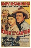 Ridin' Down the Canyon