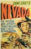 """Nevada - 11"""" x 17"""""""