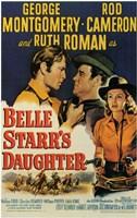 "Belle Starr's Daughter - 11"" x 17"""