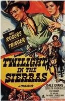 """Twilight in the Sierras - 11"""" x 17"""" - $15.49"""