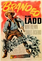 "11"" x 17"" Alan Ladd Pictures"
