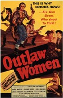 "Outlaw Women - 11"" x 17"""