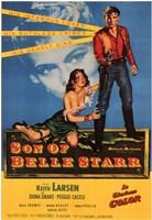 "Son of Belle Starr - 11"" x 17"""