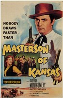 "Masterson of Kansas - 11"" x 17"""