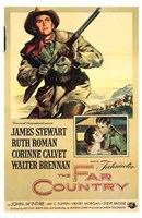 "Far Country James Stewart - 11"" x 17"""