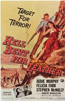 """Hell Bent for Leather - 11"""" x 17"""""""