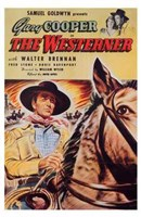 """The Westerner Gary Cooper - 11"""" x 17"""""""