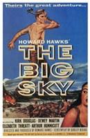 """The Big Sky - 11"""" x 17"""""""