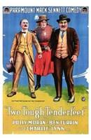 """Two Tough Tenderfeet - 11"""" x 17"""""""