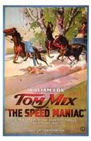 """The Speed Maniac - 11"""" x 17"""" - $15.49"""
