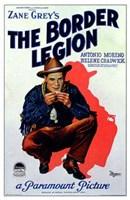 "The Border Legion - 11"" x 17"""