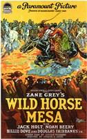 """Wild Horse Mesa - 11"""" x 17"""""""