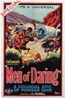 """Men of Daring - 11"""" x 17"""""""