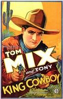 "King Cowboy - 11"" x 17"""