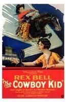"The Cowboy Kid - 11"" x 17"""
