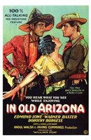 "in Old Arizona - 11"" x 17"""