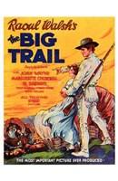 """The Big Trail - 11"""" x 17"""""""