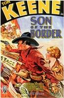 "Son of the Border - 11"" x 17"""