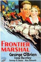 "Frontier Marshal - 11"" x 17"""
