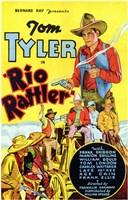 """Rio Rattler - 11"""" x 17"""""""