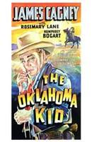 "The Oklahoma Kid Cowboys - 11"" x 17"""