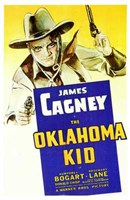 "The Oklahoma Kid James Cagney - 11"" x 17"""