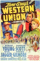 "Western Union - 11"" x 17"""