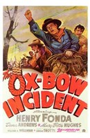 """The Ox-Bow Incident - 11"""" x 17"""", FulcrumGallery.com brand"""