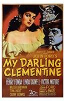 "My Darling Clementine - 11"" x 17"""