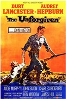 The Unforgiven (movie poster) Wall Poster