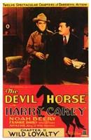 "The Devil Horse - 11"" x 17"""
