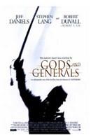 """Gods and Generals - 11"""" x 17"""""""
