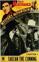 """Mystery Mountain - chapter 7 - 11"""" x 17"""""""